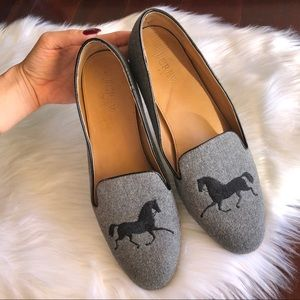 J Crew Addie Gallop Loafers